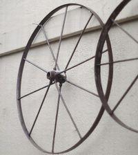 車輪のように
